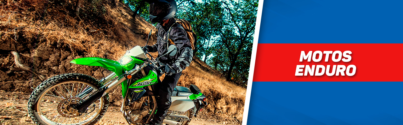 Banner Motos Enduro