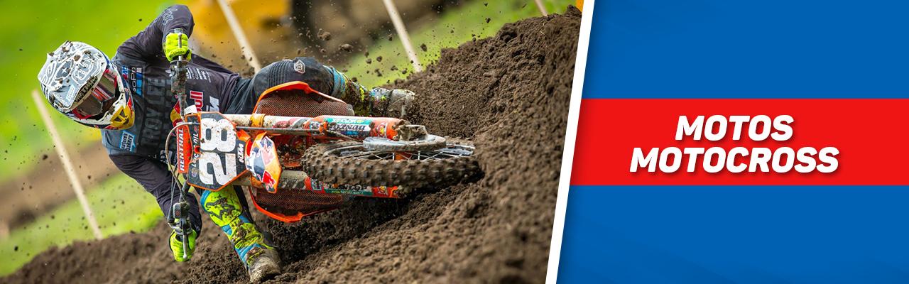 Banner Motos Motocross