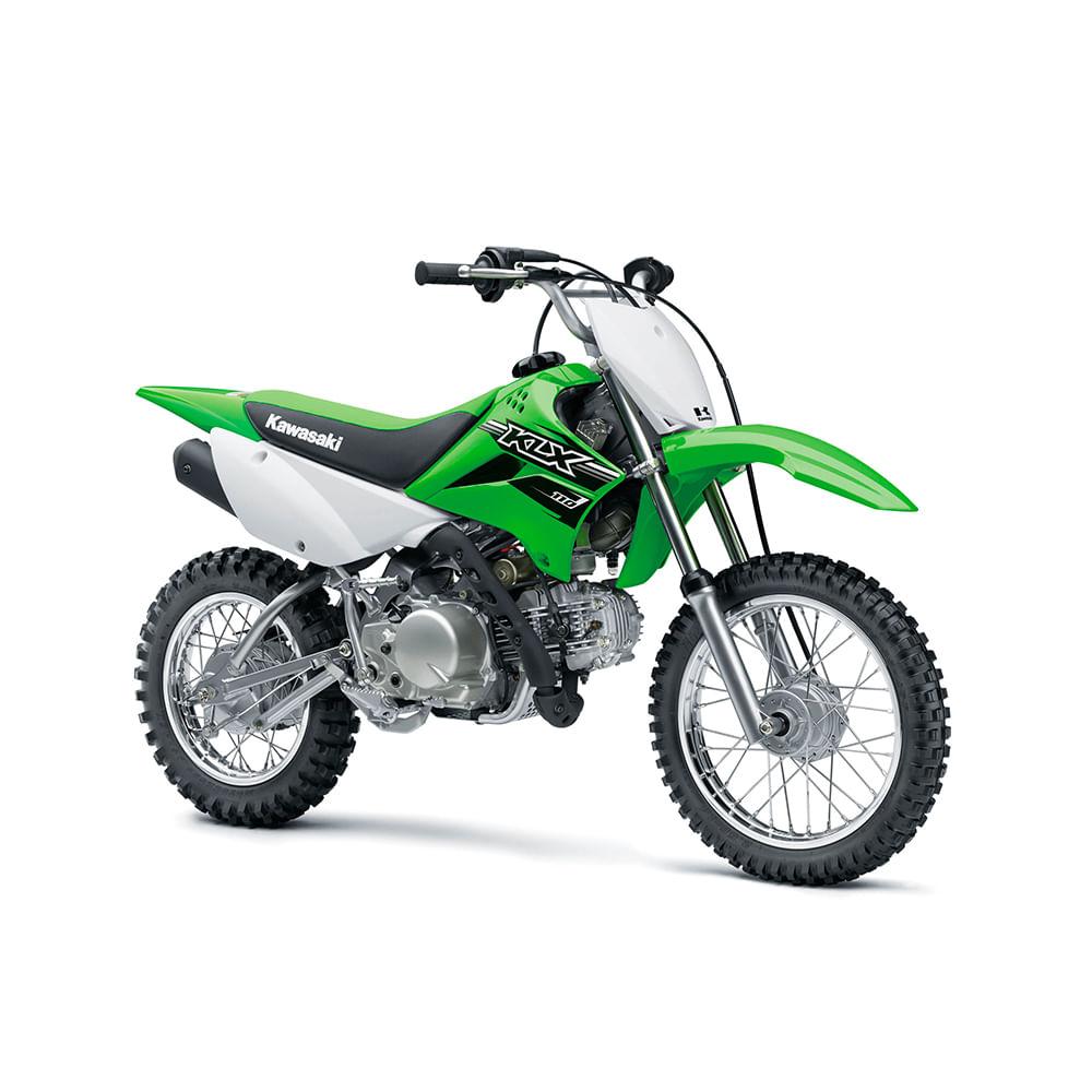 Moto Kawasaki Klx110 Auteco