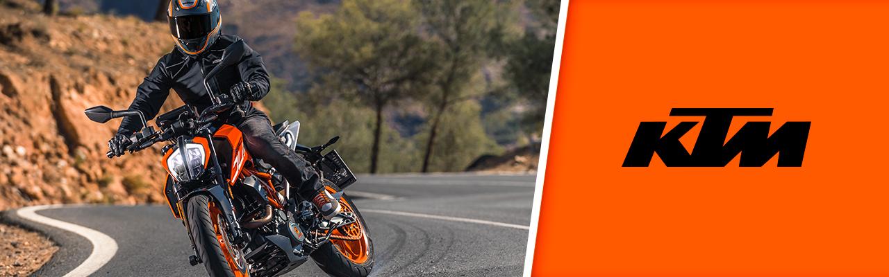 Banner Motos KTM