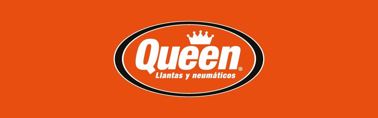 Banner Llantas Queen