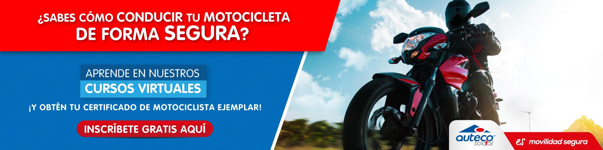 Banner campaña Auteco Social