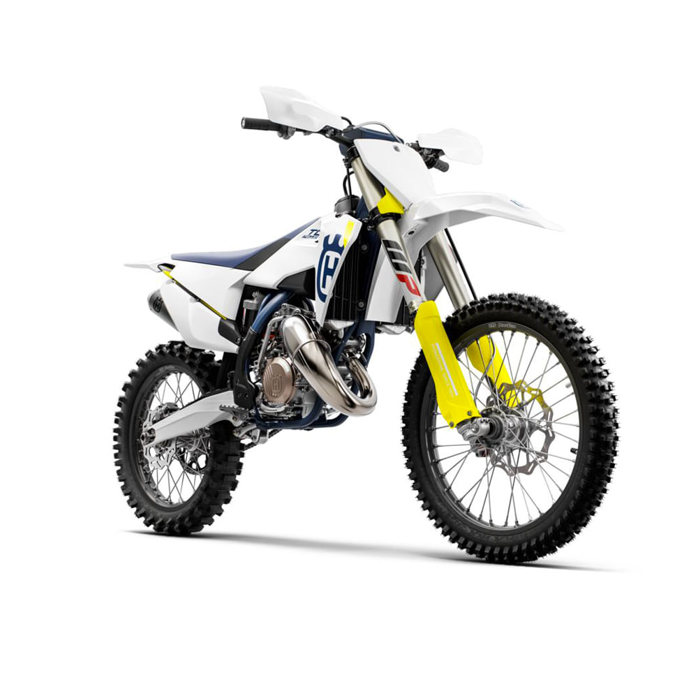 Moto Husqvarna TC 125 - Auteco