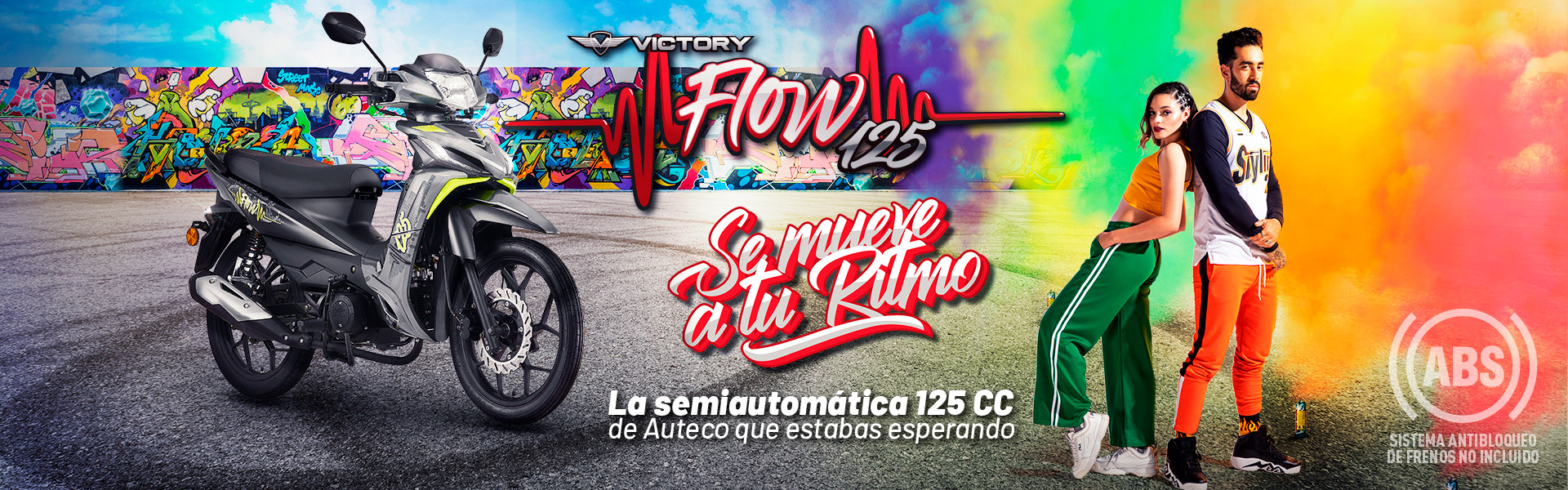 Victory Flow 125