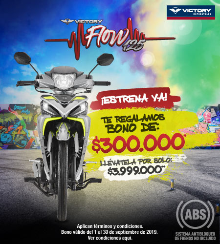 Victory Flow 125 Mobile