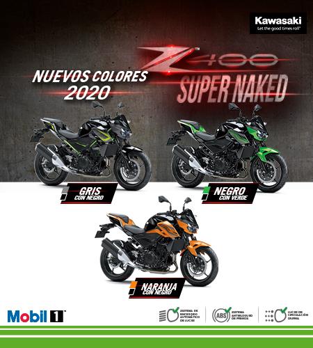 Colores Z400