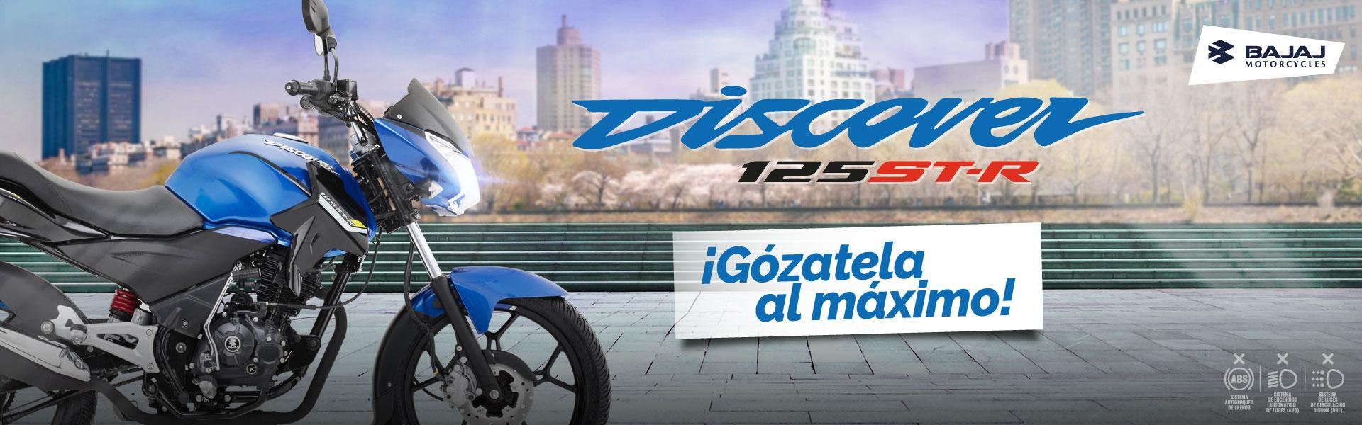Banner motos Discover