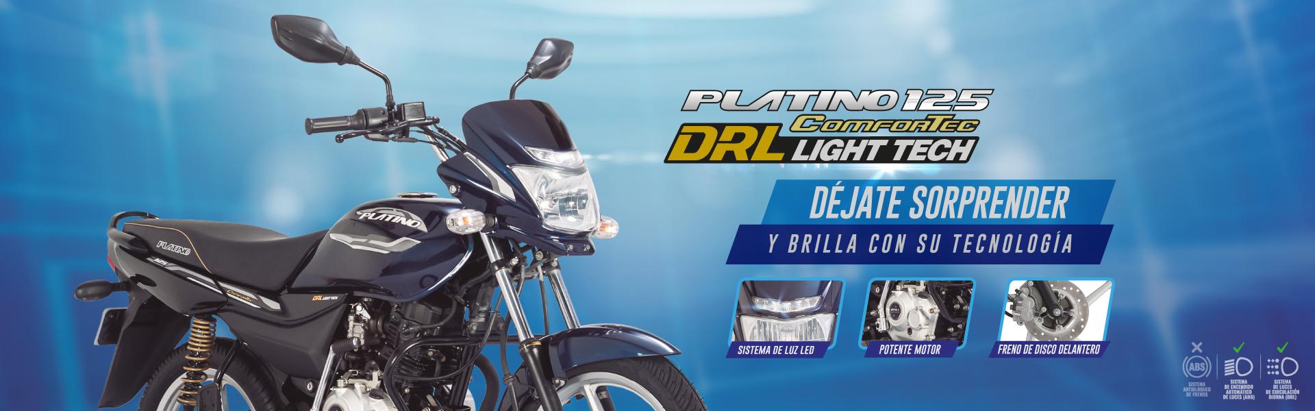 Banner Motos Platino