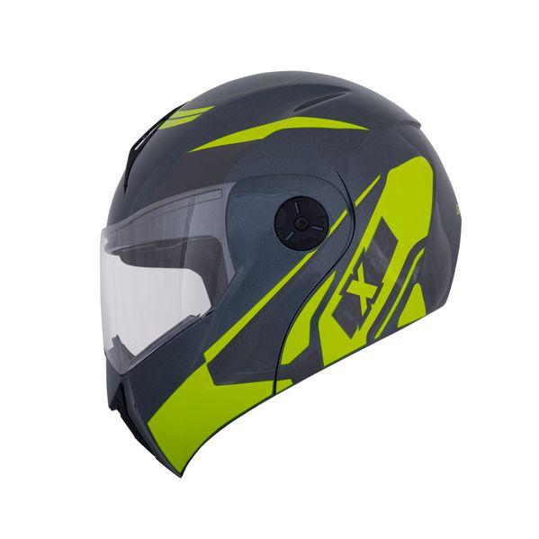 casco_abatible_axxes_space_negro_verde_neon_foto1