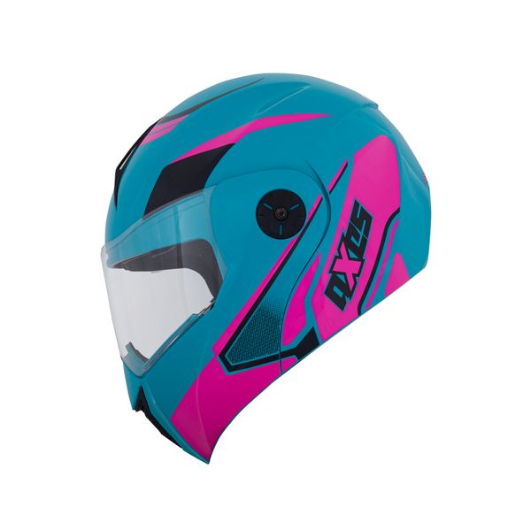 casco_abatible_axxes_space_cyan_fucsia_foto1