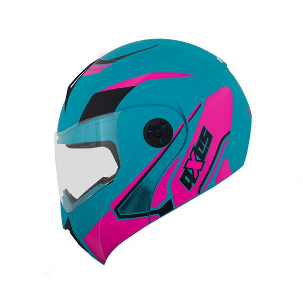 casco_abatible_axxes_space_cyan_fucsia_mate_foto1
