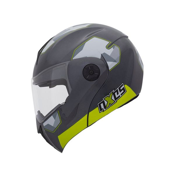 casco_abatible_axxes_deck_gris_verde_neon_foto_1