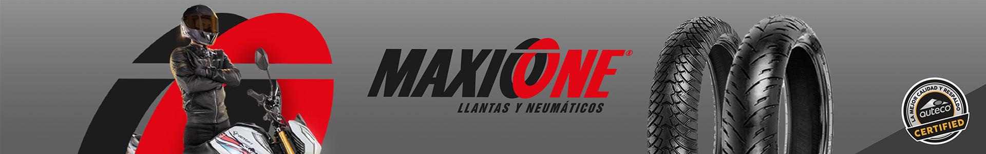 Banner Llantas Maxione