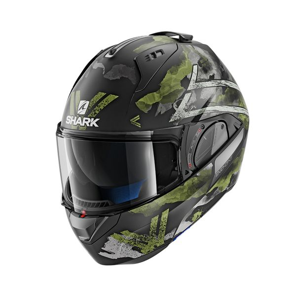 casco_shark_evo_one_2_skuld_mate_negro_verde_antracita_foto_1