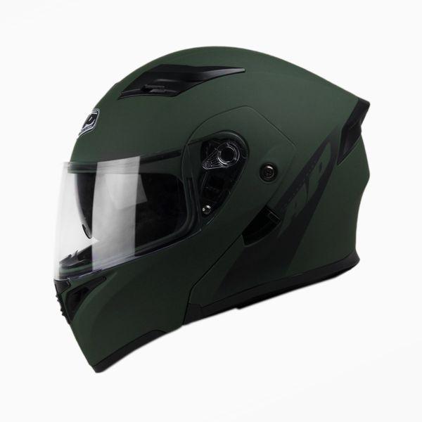 casco_abatible_ap_14_solid_verde_militar_mate_foto_1
