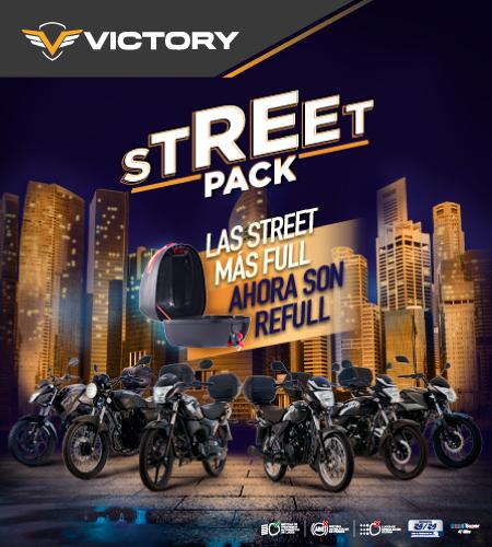 Victory Street Pack