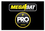 Baterías Mega Bat Pro